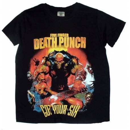 Tricou pentru copii FIVE FINGER DEATH PUNCH - Got Your Six