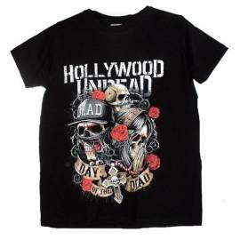 Tricou pentru copii HOLLYWOOD UNDEAD - Day of the Dead