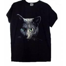 Tricou pentru copii CAT - Green Eyes
