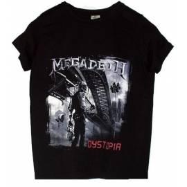 Tricou pentru copii MEGADETH - Dystopia