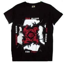 Tricou pentru copii RED HOT CHILI PEPPERS - BSSM Red