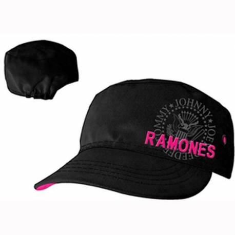 Sapca RAMONES - Logo