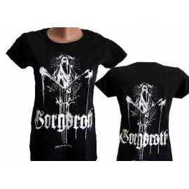 Tricou fete GORGOROTH - White Death