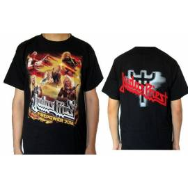 Tricou JUDAS PRIEST - Firepower 2018