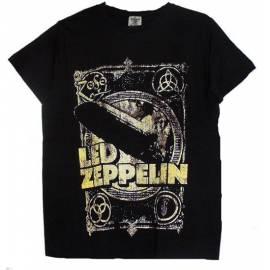 Tricou pentru copii LED ZEPPELIN - Zoso
