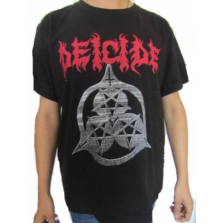 Tricou DEICIDE - Once upon a Cross