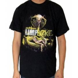 Tricou LIMP BIZKIT - Gold Cobra