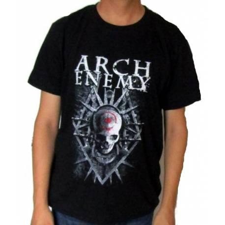 Tricou ARCH ENEMY - Skull