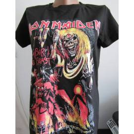 Tricou pentru copii IRON MAIDEN - The Number of the Beast