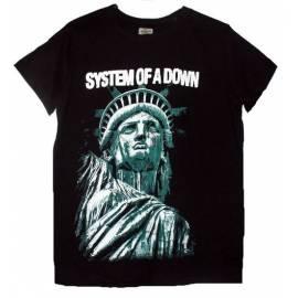 Tricou pentru copii SYSTEM OF A DOWN - Statue