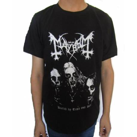 Tricou MAYHEM - Burried by Time and Dust