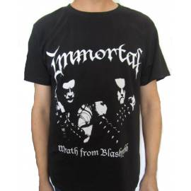 Tricou IMMORTAL - Wrath from Blashyrkh