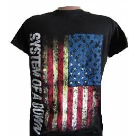 Tricou pentru copii SYSTEM OF A DOWN - Flag