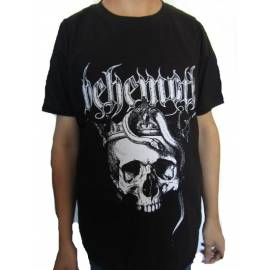 Tricou BEHEMOTH - Skull