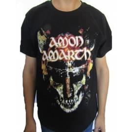 Tricou AMON AMARTH - Viking Skull
