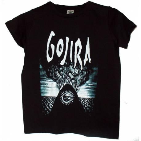 Tricou pentru copii GOJIRA - Magma