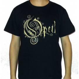 Tricou OPETH - Gold Logo