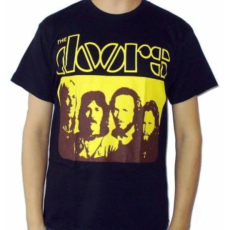 Tricou THE DOORS - L.A. Woman
