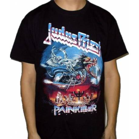Tricou JUDAS PRIEST - Painkiller