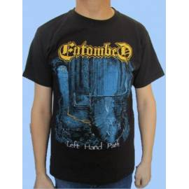 Tricou ENTOMBED - Left Hand Path