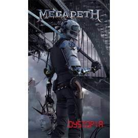 Steag MEGADETH - Dystopia
