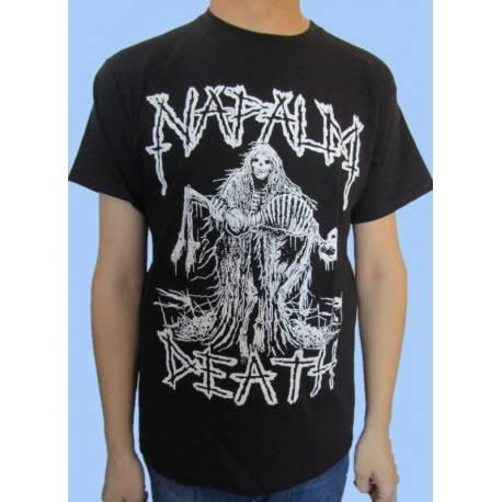 Tricou NAPALM DEATH - Reaper