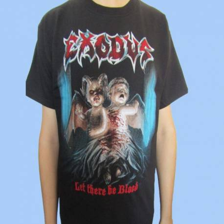 Tricou EXODUS - Let There Be Blood
