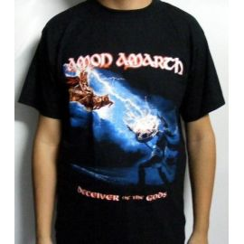 Tricou AMON AMARTH - Deceiver Of The Gods