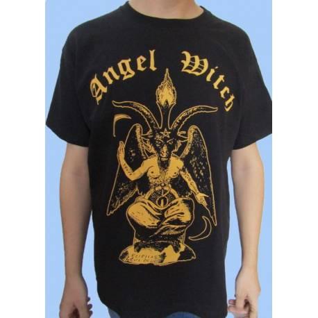Tricou ANGEL WITCH - Angel Witch