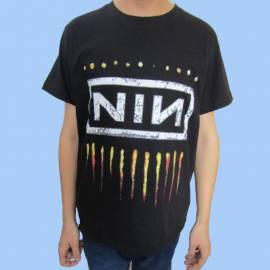 Tricou NINE INCH NAILS - Logo