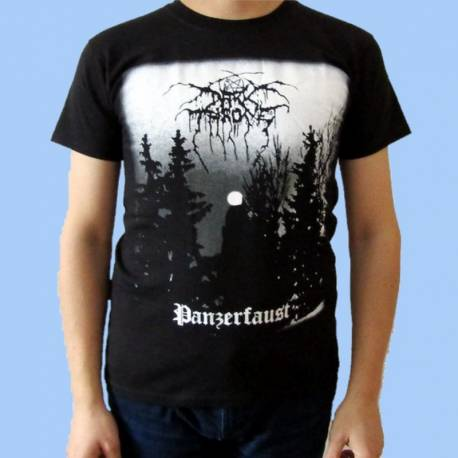 Tricou DARKTHRONE - Panzerfaust - model 2