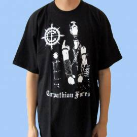 Tricou CARPATHIAN FOREST - We are Going to Hell
