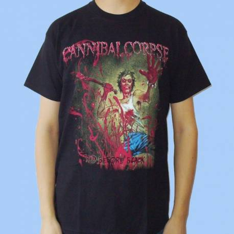 Tricou CANNIBAL CORPSE - Red Before Black