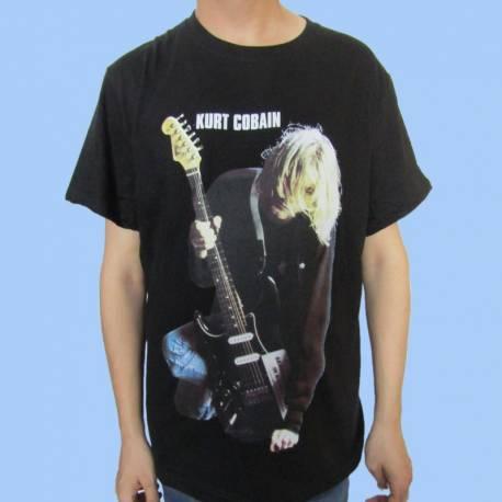 Tricou NIRVANA - Kurt Cobain