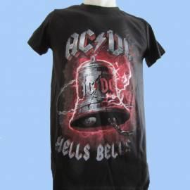 Tricou pentru copii AC/DC - Red Bell