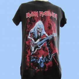 Tricou pentru copii IRON MAIDEN - Eddie Live