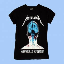 Tricou pentru copii METALLICA -Hardwired ... To Self-Destruct