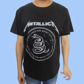 Tricou METALLICA - Nothing Else Matters