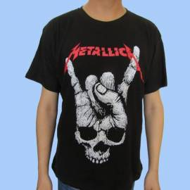 Tricou METALLICA - Hand of Death