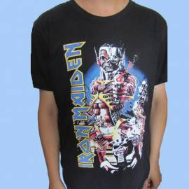 Tricou IRON MAIDEN - Somewhere Back in Time