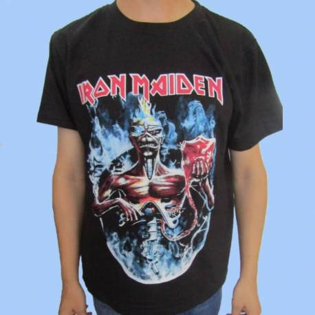 Tricou IRON MAIDEN - Seventh Son Of A Seventh Son