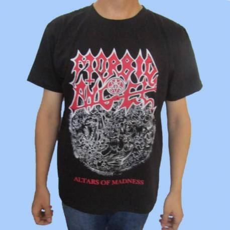 Tricou MORBID ANGEL - Altars of Madness