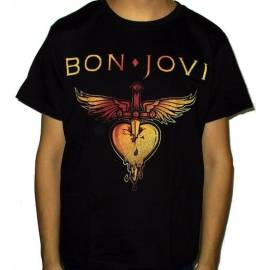 Tricou BON JOVI - Logo