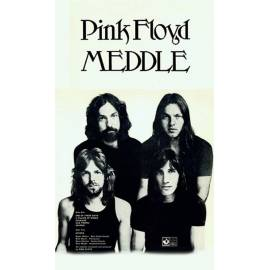 Steag PINK FLOYD - Meddle Band
