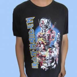 Tricou pentru copii IRON MAIDEN - Somewhere Back in Time