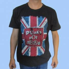 Tricou PUNK' S NOT DEAD