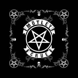 Bandana MOTLEY CRUE - Pentagram