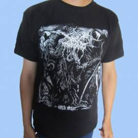Tricou DARKTHRONE - Old Star