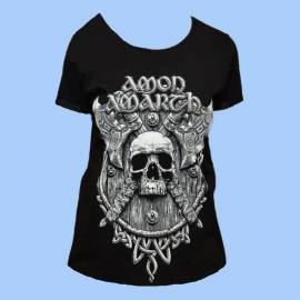 Tricou fete AMON AMARTH - Shield