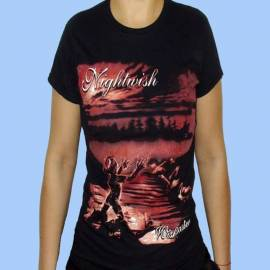 Tricou fete NIGHTWISH - Wishmaster